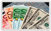 Модуль Обмен валют